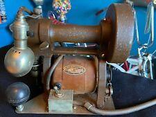 Antique 1928 International K7 CUTAWL Cutting Machine with Black & Decker motor