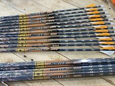 "Gold Tip Arrows Hunter Lost camo 300 400 500 1 Dz 2"" Vanes Or shafts Free Ship"