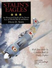 Book - Stalin's Eagles: Illustrated Study of the Soviet Aces of WW II and Korea