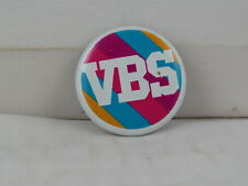 Vintage Religious Pin - Vacation Bible School (VBS) - Metal Pin