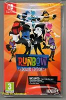 Runbow Deluxe (inc. all 4 costume and music packs) 'New & Sealed' *SWITCH*
