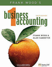 Frank Wood's Business Accounting 1-ExLibrary