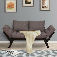 Convertible Sofa Couch Convertible Sofa Couch with Pillow Tufted