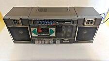 Vintage SONY CFS-5000 AM/FM Stereo Cassette-Corder Ghetto-Blaster Boombox