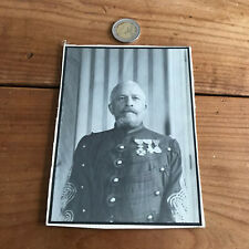 photo ancienne militaire format cabinet N111