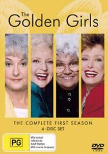 The Golden Girls - Season 1 DVD