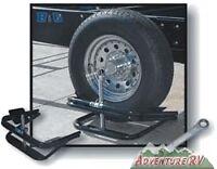 BAL Light Trailer Tire Level Leveler Chock Pop Up RV Camper 28050