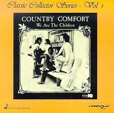 1 CENT CD We Are the Children - Country Comfort