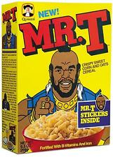 Mr. T # 10 - 8 x 10 Tee Shirt Iron On Transfer cereal
