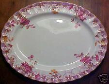 Spode IRENE Y6470 Medium Oval Platter