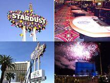 STARDUST Casino Las Vegas IMPLOSION & Closing Photo Video DVD