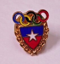 CHILE Olympic Committee COMITE OLIMPICO CHILENO Vintage Lapel PIN