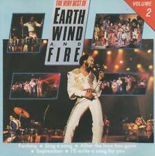 EARTH WIND AND FIRE - The very Best of Volume 2 ( 14 Track ) CD