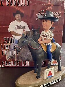 Carlos Lee El Caballo #45 Horse Bobblehead Houston Astros 2007 Limited Edition