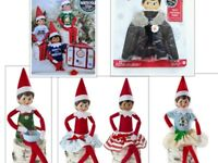 NEW n package Claus Couture ELF ON SHELF clothes dress shirt jacket coat PICK 1
