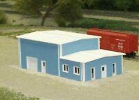 PIKESTUFF 8017 N Office Warehouse Model Railroad Train Building Kit FREE SHIP