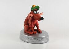 Panzerknacker Hund Sockel Topolino === Walt Disney De Agostini