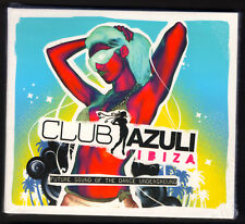Club Azuli IBIZA - FUTURE SOUND OF THE DANCE UNDERGROUND.  2007 New Sealed 2CD