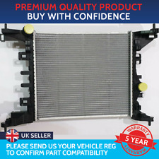 RADIATOR TO FIT VAUXHALL MERIVA B MK2 2010 TO 2017 1.4 PETROL XER ENGINE