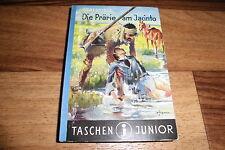 TASCHEN JUNIOR  # 36 -- die PRÄRIE am JACINTO // Charles Sealsfield ca 1960er