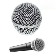 Replacement Ball Head Mesh Microphone Grille for Shure SM58 Beta58 AKG
