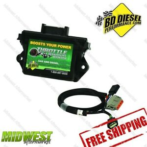 BD Diesel Throttle Sensitivity Booster Fits Dodge / Ford / Jeep
