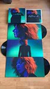 RARE : 6 vinyles best of scellé histoire de Mylène Farmer (petit tirage)