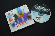 BEASTIE BOYS THE IN SOUND FROM WAY OUT RARE AUSTRALIAN DIGIPAK CD!