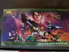 Star Wars Clone Wars Season 1 Widevision Animation Clear Cel 8