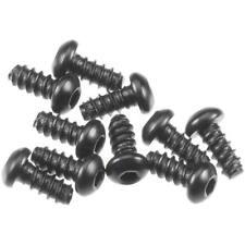 Axial Racing AXA0422 Hex Socket Tapping Button Hd M2.6x6mm Blk (10)