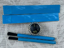 Ibm Prestige Elite Typewriter Element Ball 12 And Blue Brush Lot Vintage