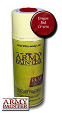 The Army Painter Spray Can Colour Primer Dragon Red