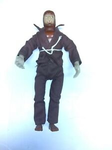 """Remco Wolfman Universal Monster 9"""" Action Figure READ"""