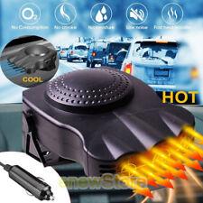 Dc 12V Car Fast Heater Fan Defroster Dashboard Cigarette Socket Durable Portable