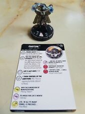 PHOTON MARVEL HEROCLIX AVENGERS INFINITY CHASE 049 NEW FIGURE WITH CARD 2018