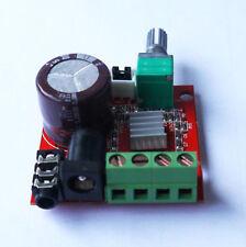 Mini Audio Amp Board DC 12V Mini Amplifier Board 10W 10W Class D Amplifier_GG
