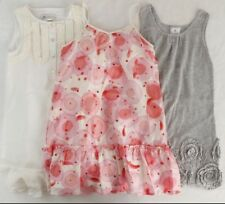CHARABIA Girls Lot of 3 Summer Dresses Size 6
