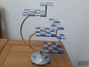 Star Trek 3D Franklin Mint Chess Set from 1994