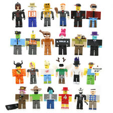 Roblox Champions Of Roblox Game Character 24 PCS Action Figure Cake Topper Toys