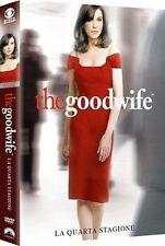 Dvd THE GOOD WIFE - Stagione - 04 - (Box 6 Dischi) Serie Tv ......NUOVO