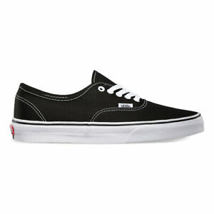 Vans - Authentic | Unisex Shoes | Black