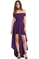 Dress Party evening Uk skater dresses Long Cocktail Prom Bridesmaid Gown Womens