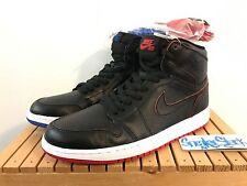 2014 Nike SB Air Jordan 1 SB QS Lance Mountain Black Mens US 8.5 Bred Royal AJ1
