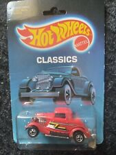 "Hot Wheels 1987 ""ZZ TOP EDITION"""