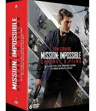 Mission impossible - Coffret DVD 6 films - Tom Cruise - neuf sous blister