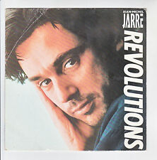 """Jean Michel JARRE Disque 45T 7"""" SP REVOLUTIONS -... INDUSTRIELLE -DREYFUS 887931"""