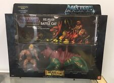 HE MAN BATTLE CAT COMMEMORATIVE SERIES BOXED SEALED FREE SHIPPING
