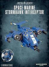 Space Marine Stormhawk Interceptor - Warhammer 40k - Games Workshop - New