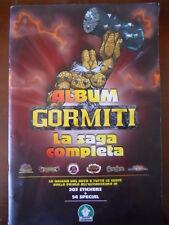 Album vuoto GORMITI La Saga Completa ediz. Giochi Preziosi   [C83]