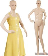 69realistic Display Head Turns Dress Form With Base Female Mannequin Full Body